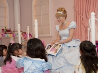cinderella princess parties fantasy fables princess ballroom