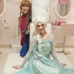 Frozen princess parties Toronto